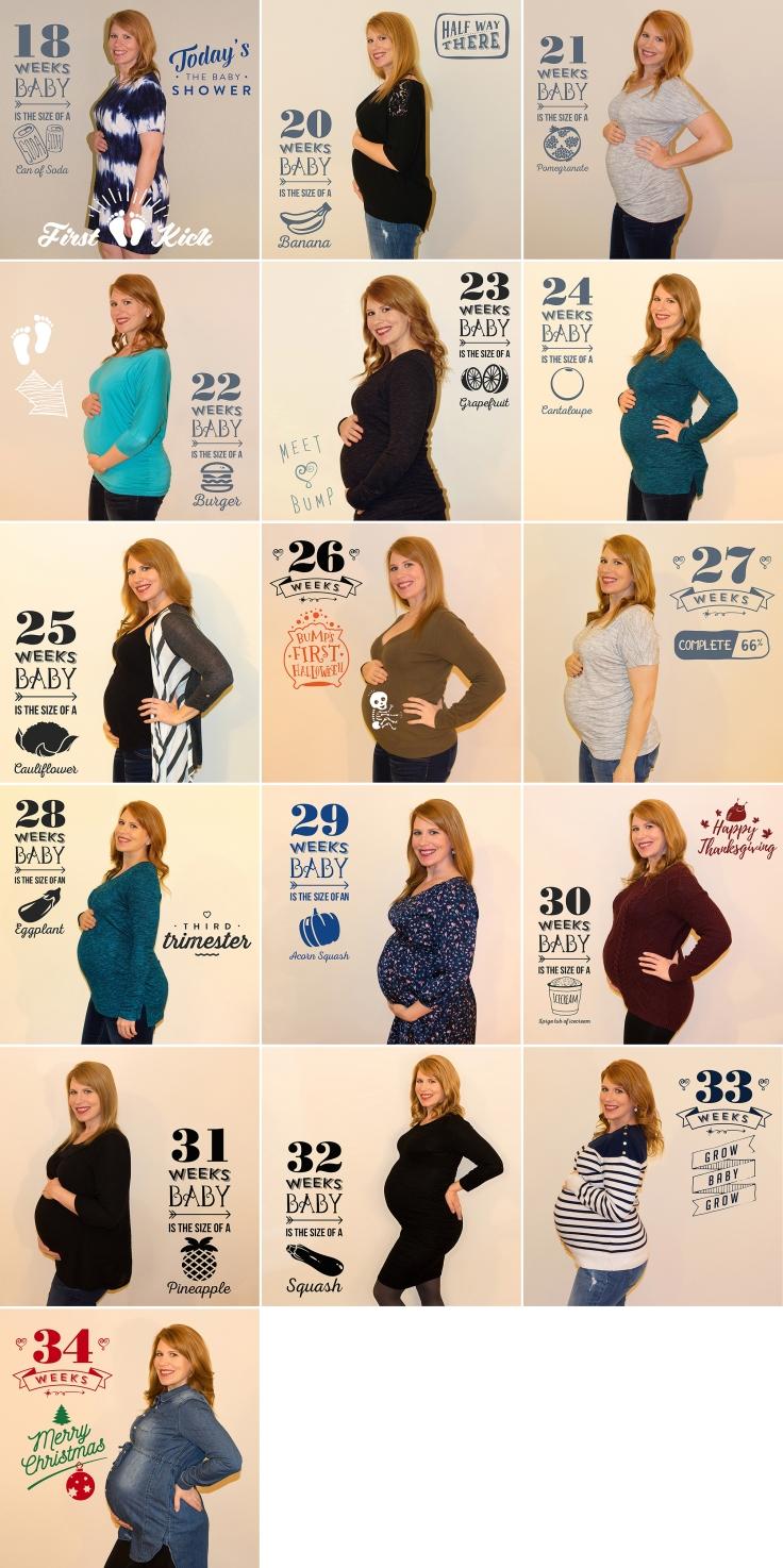 18-34weeks